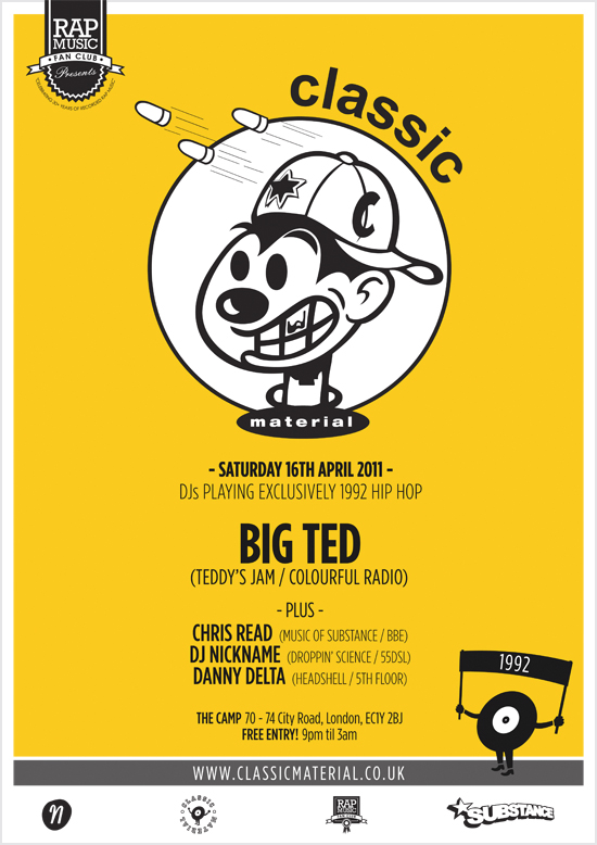 Edition 6 - Big Ted